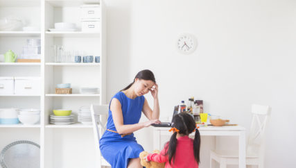 Ask Ms. Plaid: Keeping it Professional When Working at Home