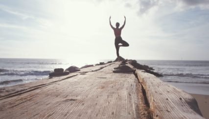 How to Stay Centered During Turbulent Times