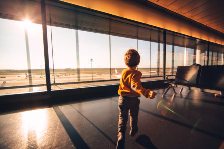 Ask Ms. Plaid: Tips for Traveling Abroad with Young Kids