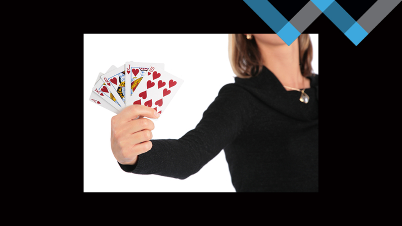An Ace in Your Pocket:  A Gambler's Advice on Emotions in the WorkPlace