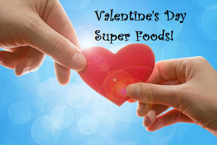 5 Super foods you will love for Valentine's Day