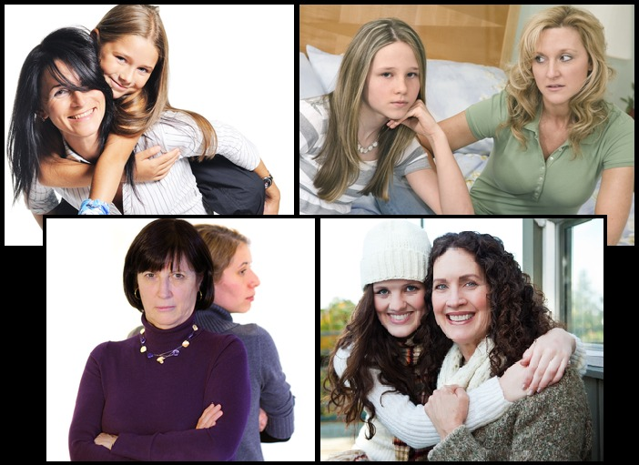 Moving Back Home with Mom: Mother-Daughter Relationships