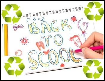 Get Green Going Back to School