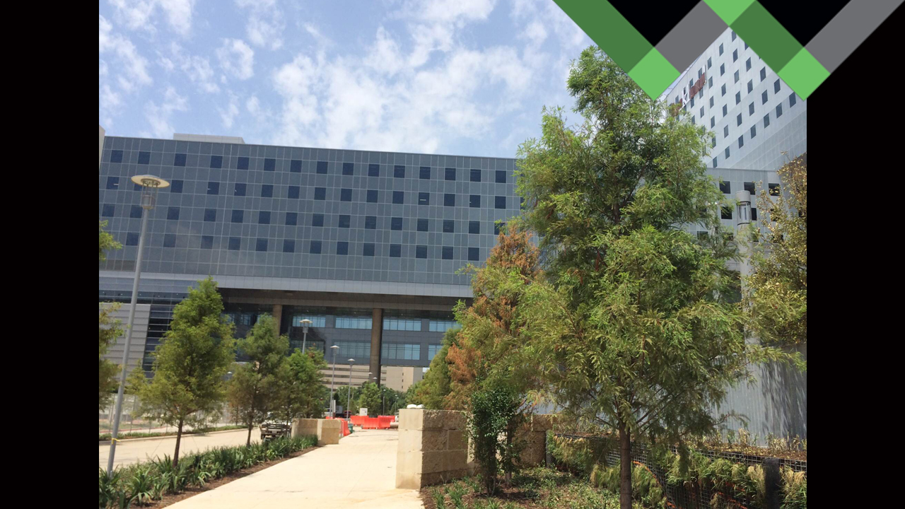 Caring for Lives in the New, Sustainable Parkland Hospital