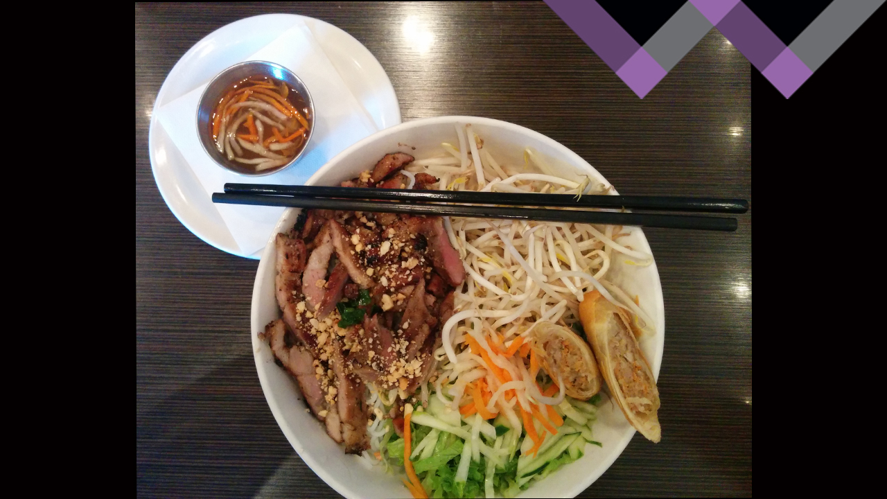 The Plaid Palate: Explore The Wonders Of Some West Side Vietnamese Cuisine