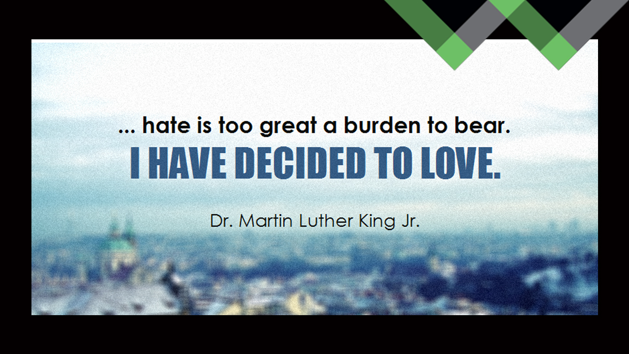 Hate is Learned
