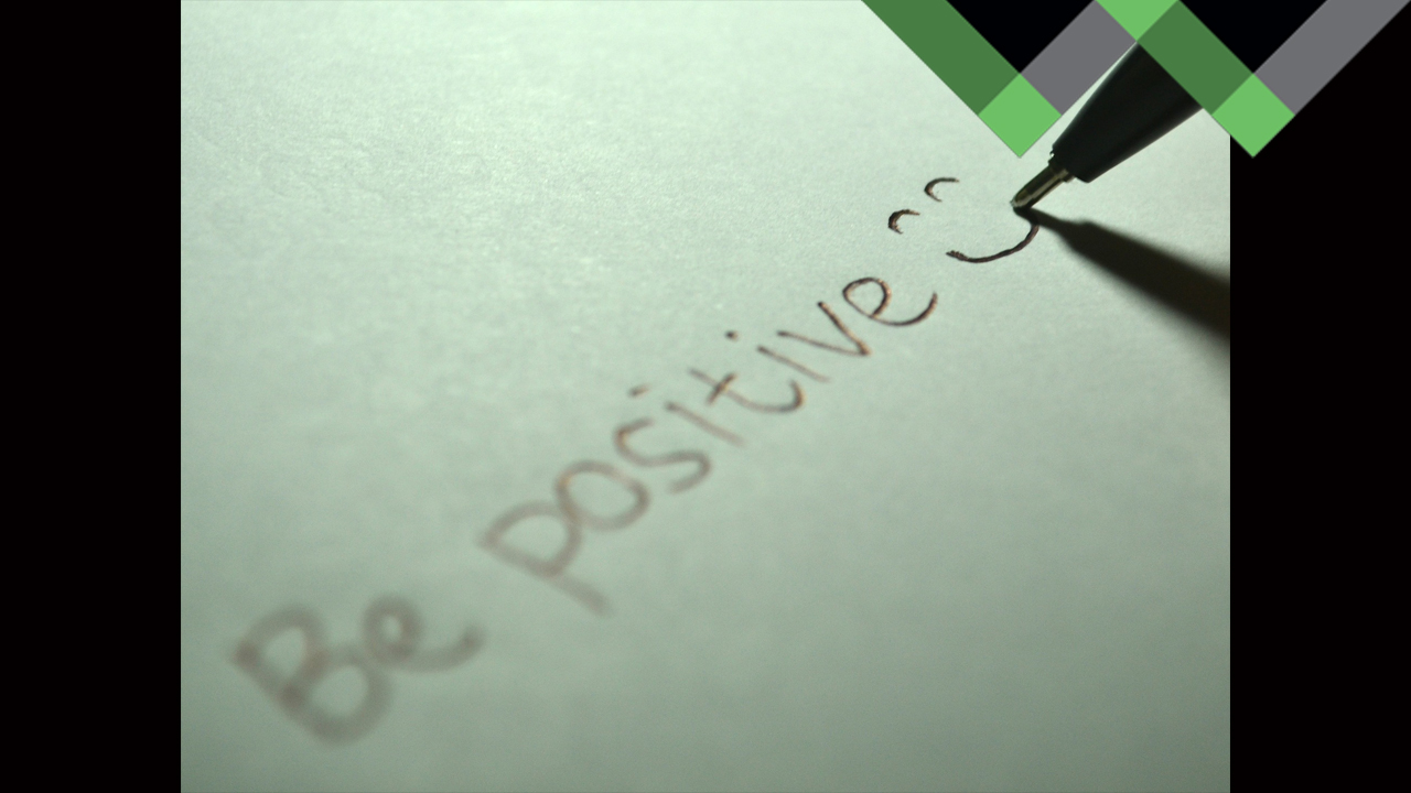 Staying Positive Through The Hard Times