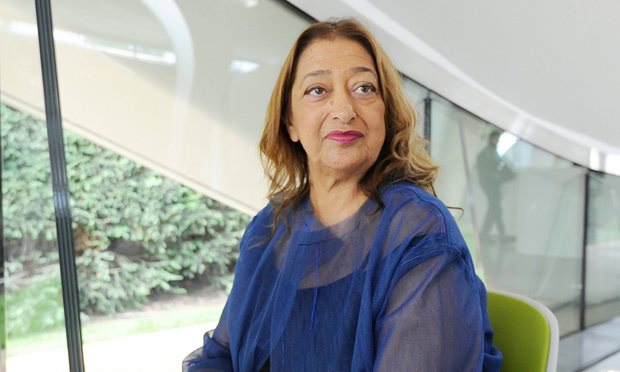 For Muslims and women, Zaha Hadid was a shining torch