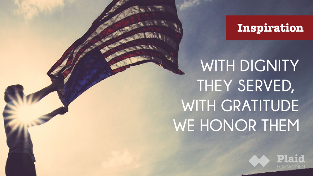 To Our Men and Women Who Have Served: Thank You