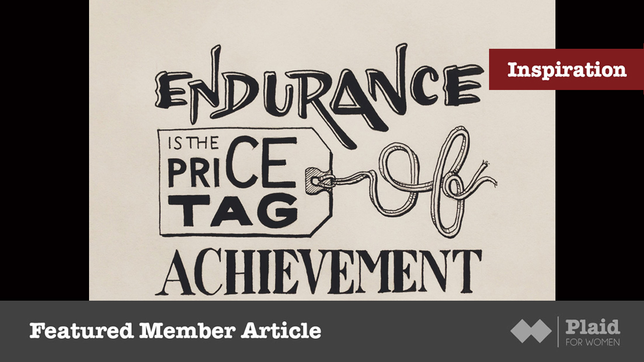 Endurance: The Way to Get There from HERE
