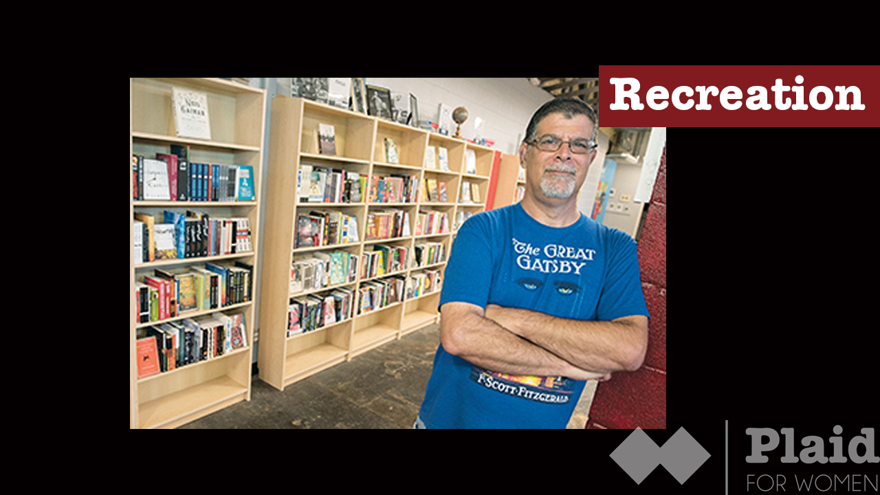 Last Word Bookstore Caters to Literary Crowd
