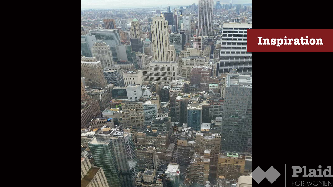 Lessons from the Big Apple