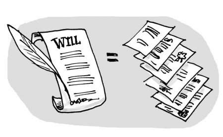 The Best New Year's Resolution: Be Prepared with a Will