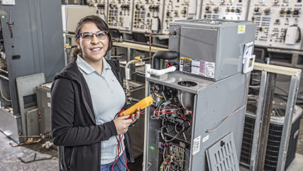 What's Stopping You? TCC Students Achieve Success in Atypical Careers