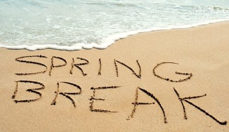 Take Spring Break!