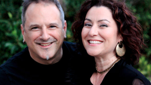 Tracey Trottenberg and George Kansas