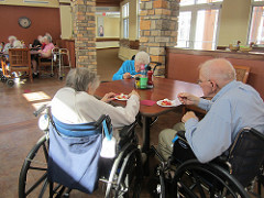 Preparing a Parent to Transition Successfully to a Long-Term Care Facility