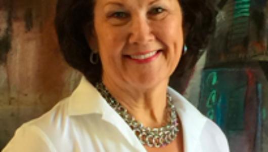 Marsha Clark portrait headshot