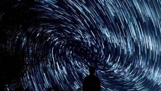 stress swirling stars