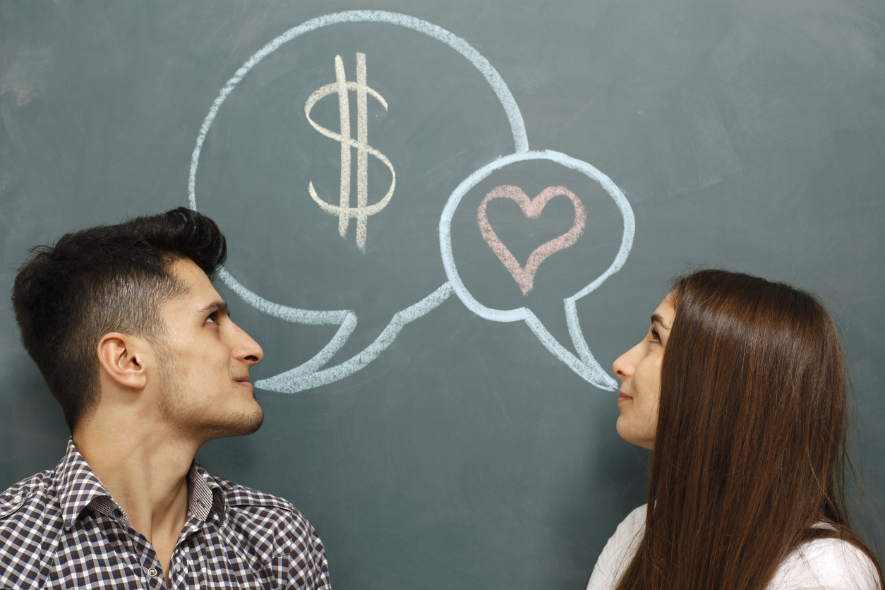 Money & Marriage: It's An Emotional Relationship