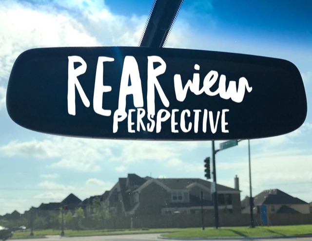 Rearview Perspective
