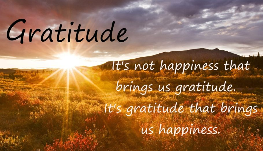 Image result for gratitude being