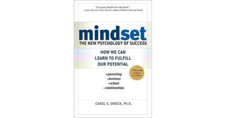 book jacket for Mindset - The New Psychology of Success