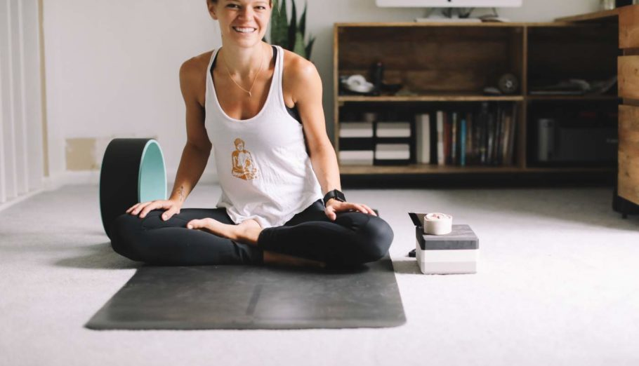 How To Create A Home Yoga Or Meditation Studio An Interview With Teacher
