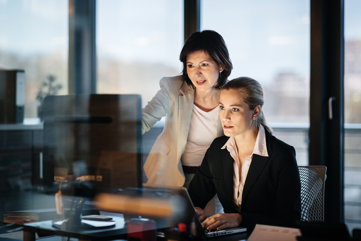 Why Women Compete With One Another At Work (and how to stop it)