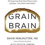 Book jacket: Grain Brain