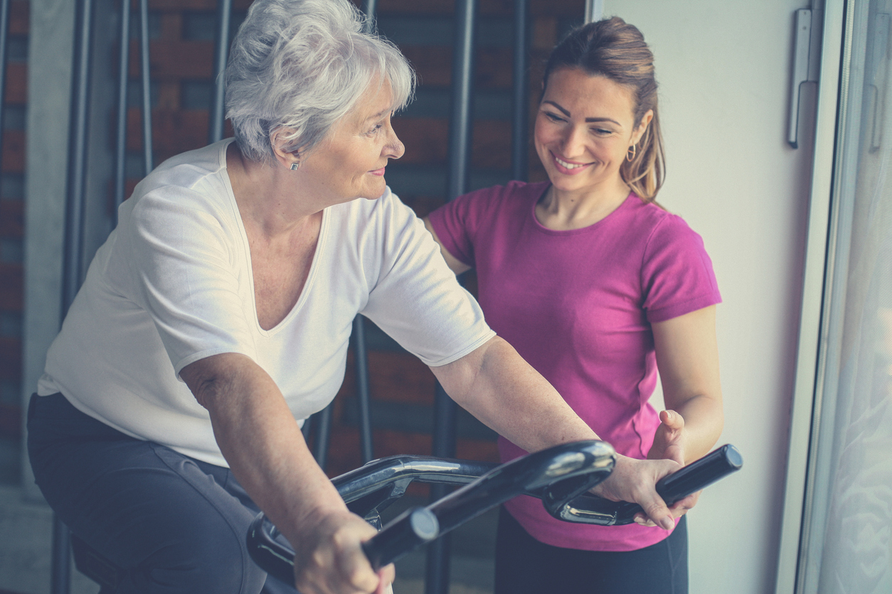 Building a Healthy Lifestyle with Social Support as the Foundation