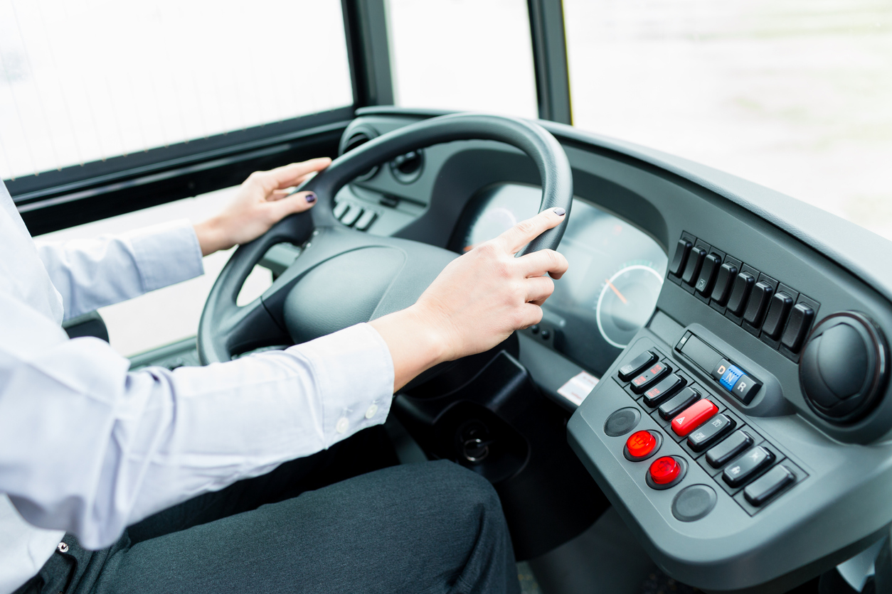 Bus driver wanted: Position filled.