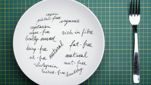 too many dietary restrictions result in an empty plate