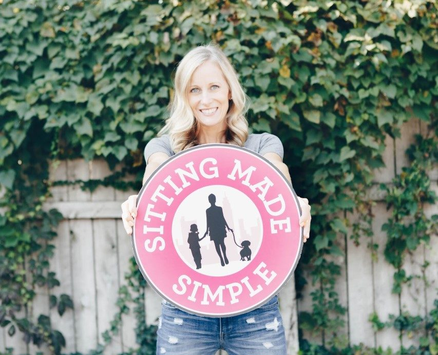 Sitting Made Simple with Melissa Wolfe