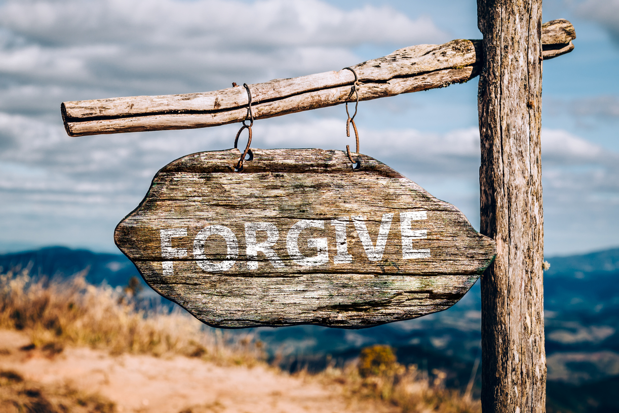 The Ultimate Act of Self-Care: Forgiveness