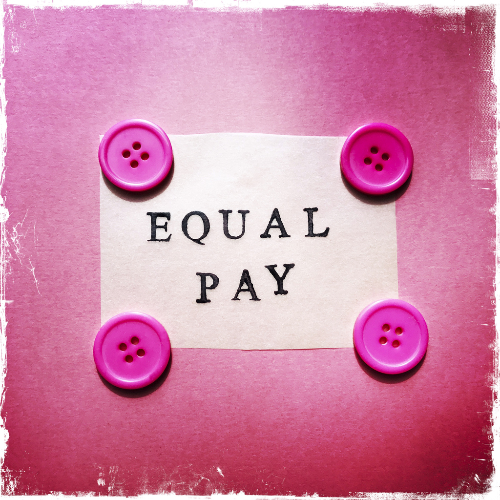 Why are we still talking about equal pay?