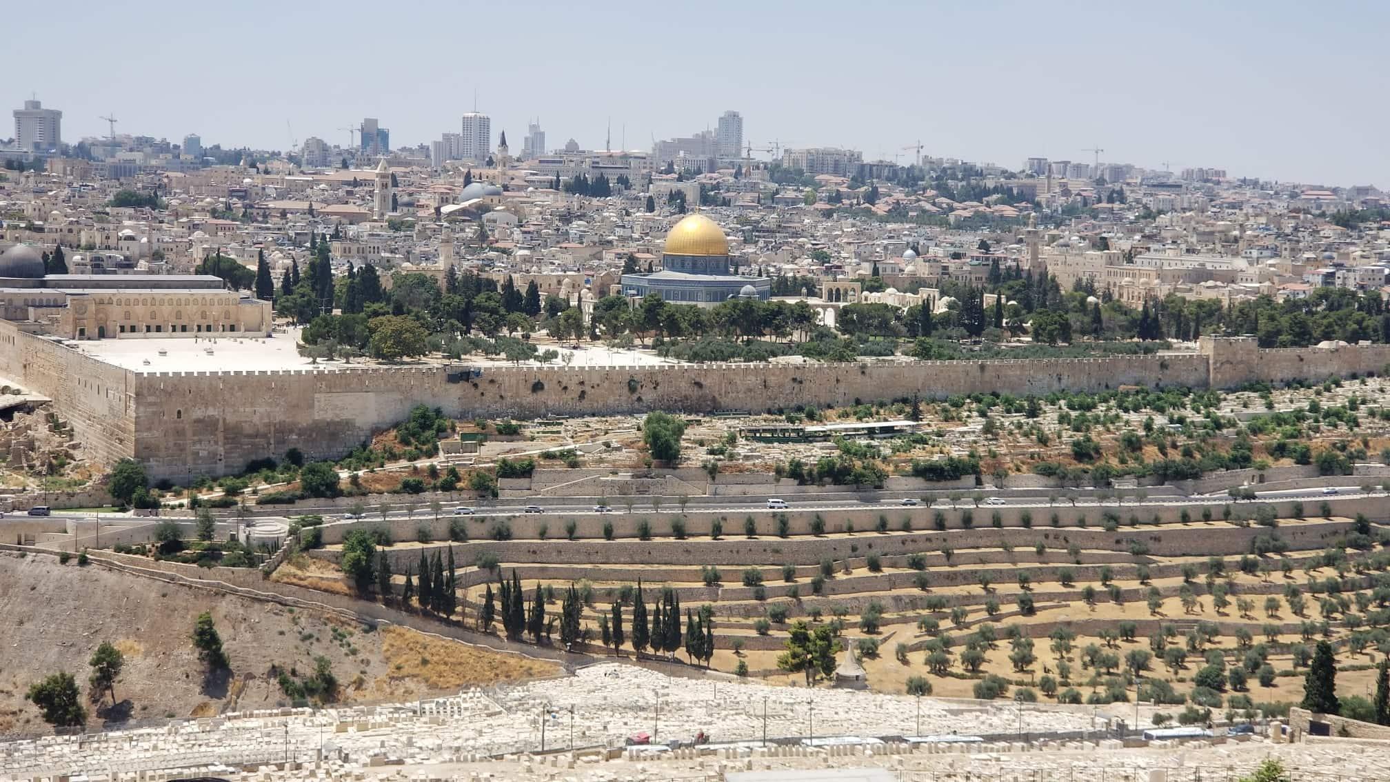 Transitions: Summers in Jordan
