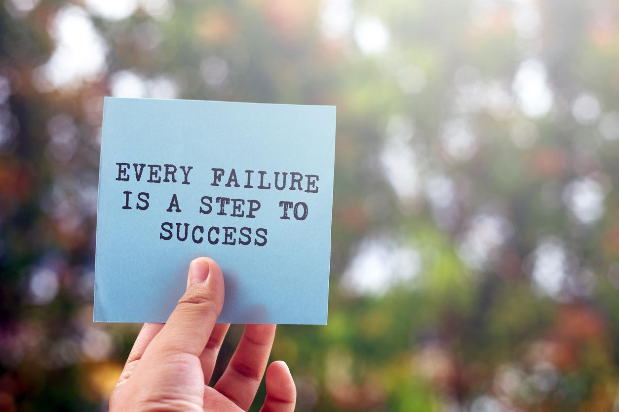 Go forth and fail