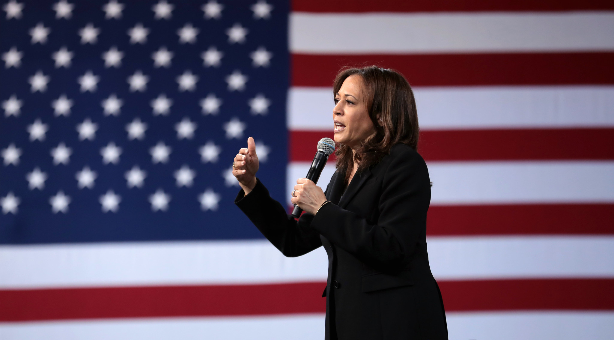 Why Black Women Are So Thrilled about Kamala Harris