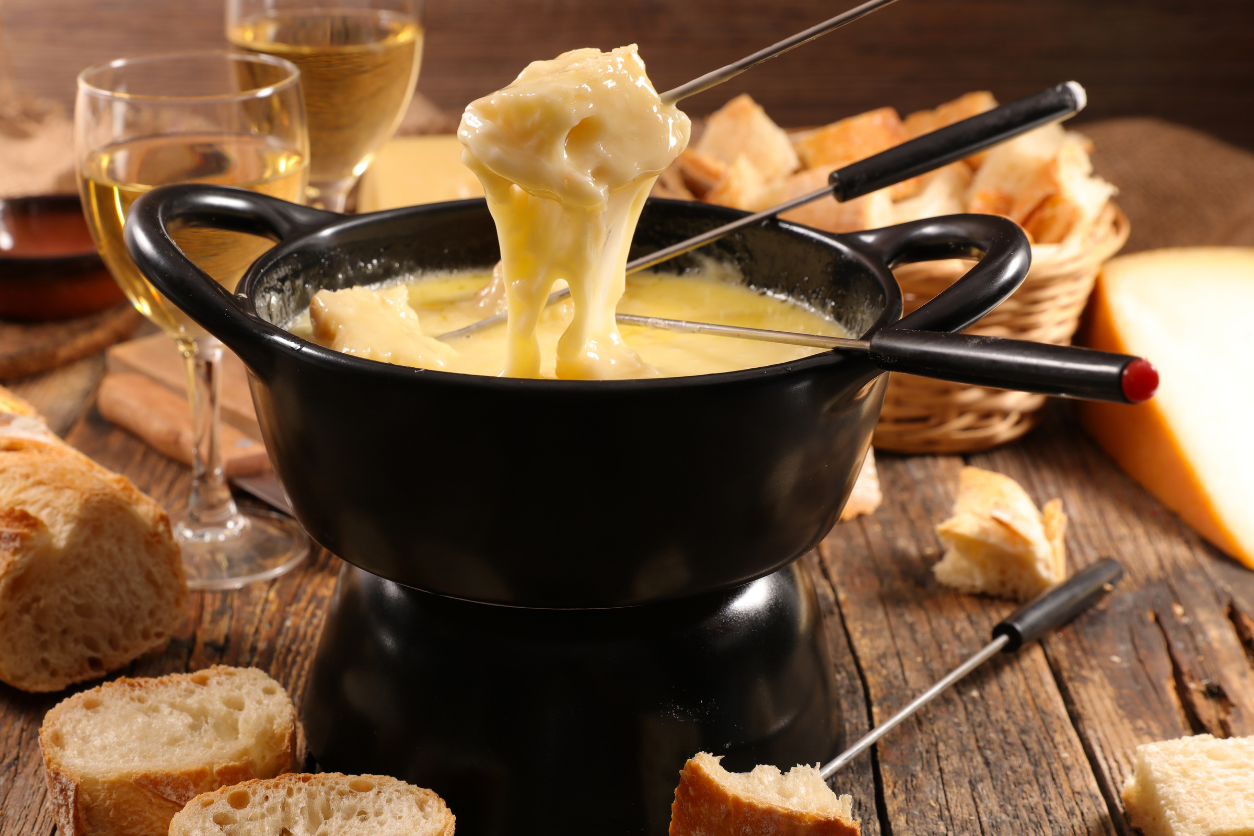 Get Together and Make it Cheesy!