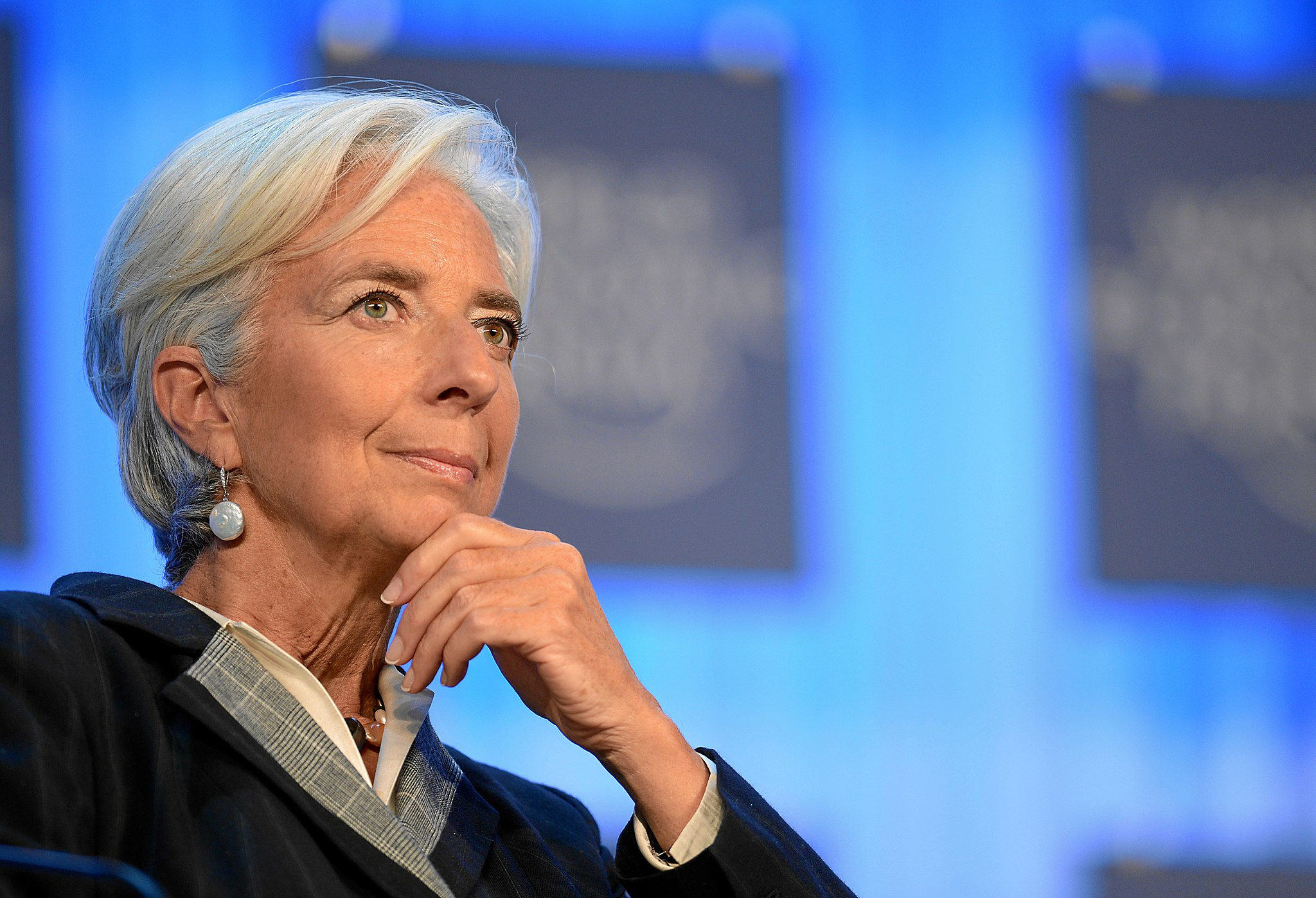 Christine Lagarde: How Women in Leadership Make a Difference