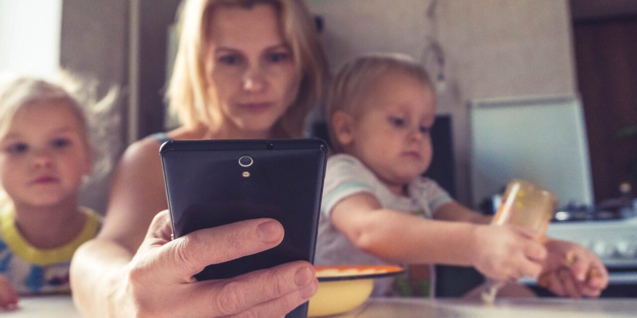Why Mothers Worry More