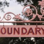 The Beautiful Statement in Boundaries